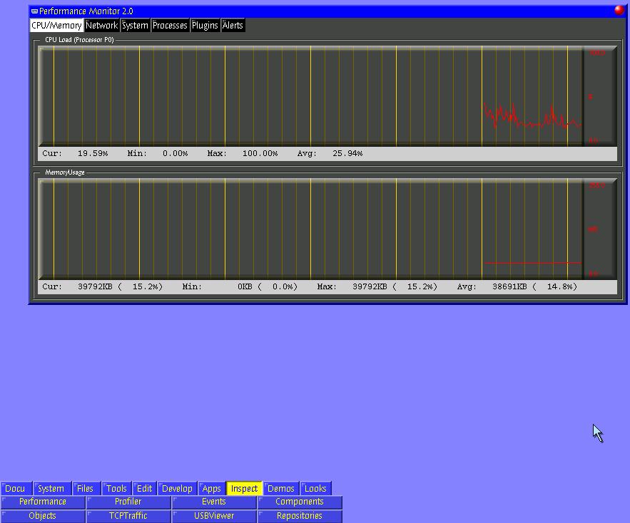 CPU/Monitor